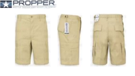 ШОРТЫ BDU ZIP-FLY PROPPER (KHAKI XL\)